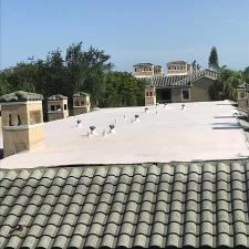 Roof coating project bella vista boca del mar boca raton fl 01