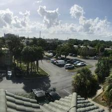 Roof coating project bella vista boca del mar boca raton fl 02